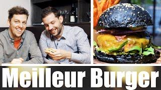 Le meilleur burger de France ! avec Pierre Croce