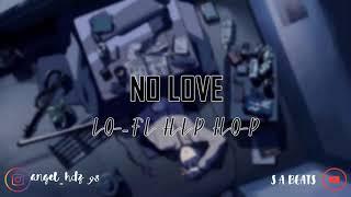 🎹No love🎶⚡- lo fi hip hop Instrumental//desamor beat//Sad Rap//HH