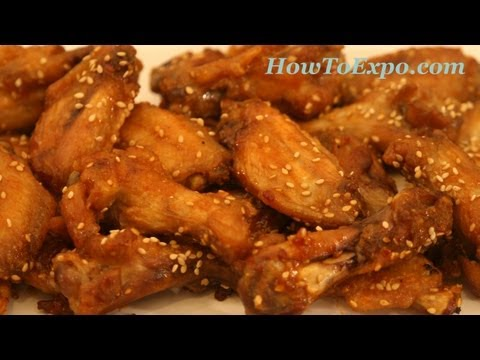 Sweet And Sour Chicken Wings Recipe Video Best Sweet And Sour Chicken ...
