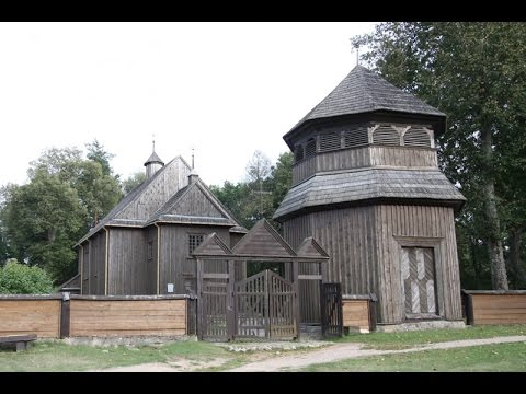 One Litas Church In Paluse Lithuania