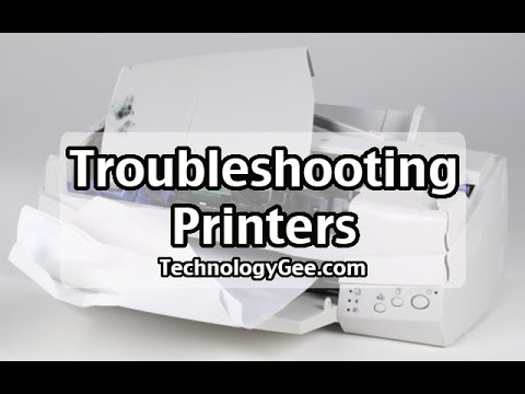 Troubleshooting Printers | CompTIA A+ 220-1001 | 5.6
