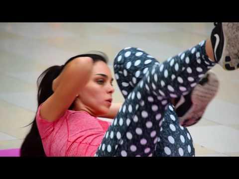 MARI OM yogaNOTyoga NIKE WOMEN EVENT