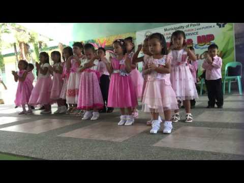 Agadoo dance day care kids