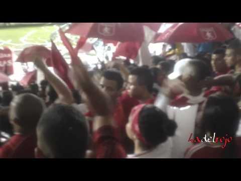 Goles y Carnaval - Barón Rojo Sur - L.H.D.L.C. - América 5 Bogotá FC 0