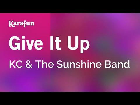 Karaoke Give It Up - KC & The Sunshine Band *
