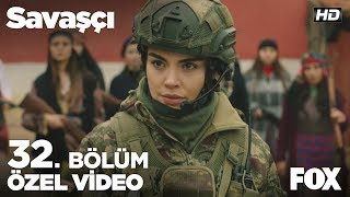 Türkmen kadınları Çiğdem Teğmen ile birlikte savaşacak! Savaşçı 32. Bölüm