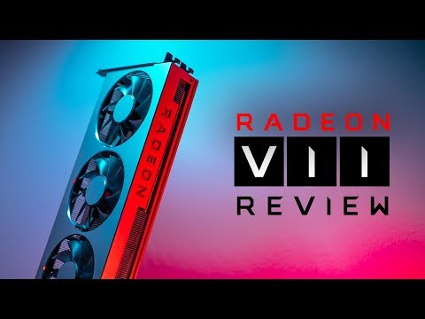 AMD Radeon VII Performance Review - Every Benchmark You Need!