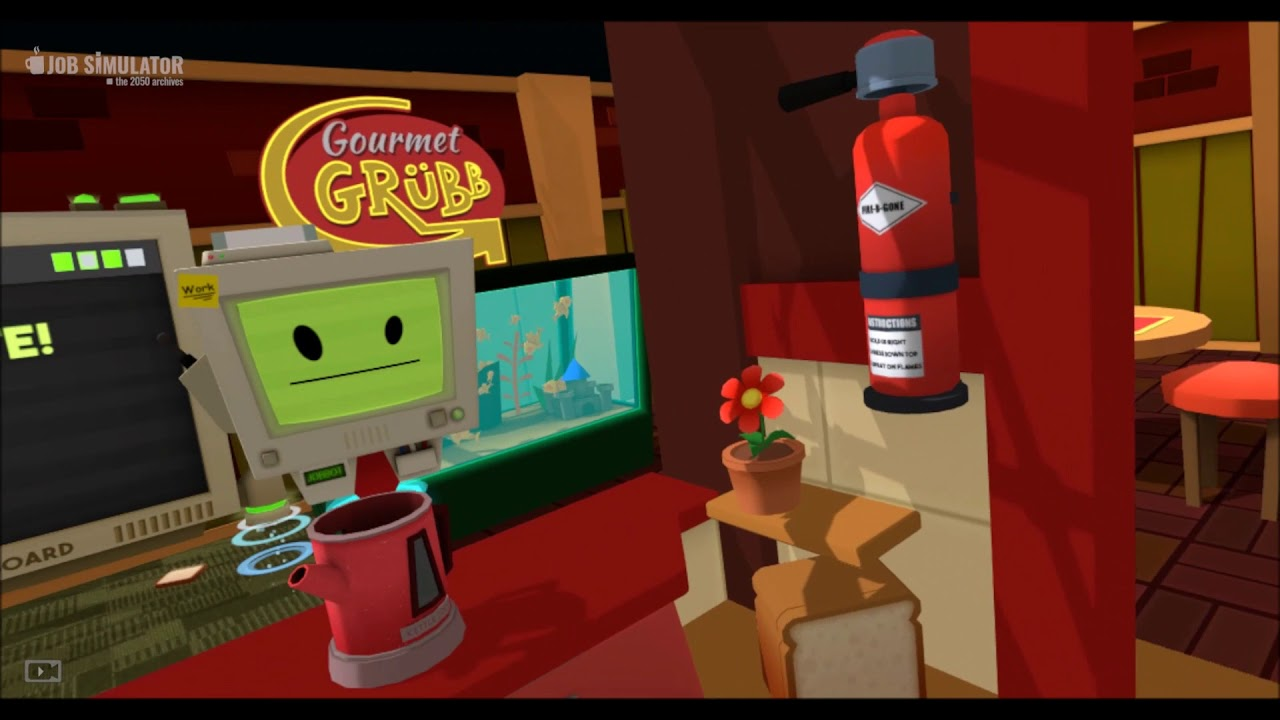 how to get job simulator for free with htc vive