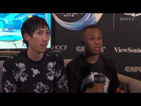 Mike Ross and Zhieeep on SEAM 2016 and the next generation of competitors