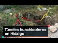 Túneles huachicoleros en Hidalgo - Huachicoleros - Denise Maerker 10 en punto