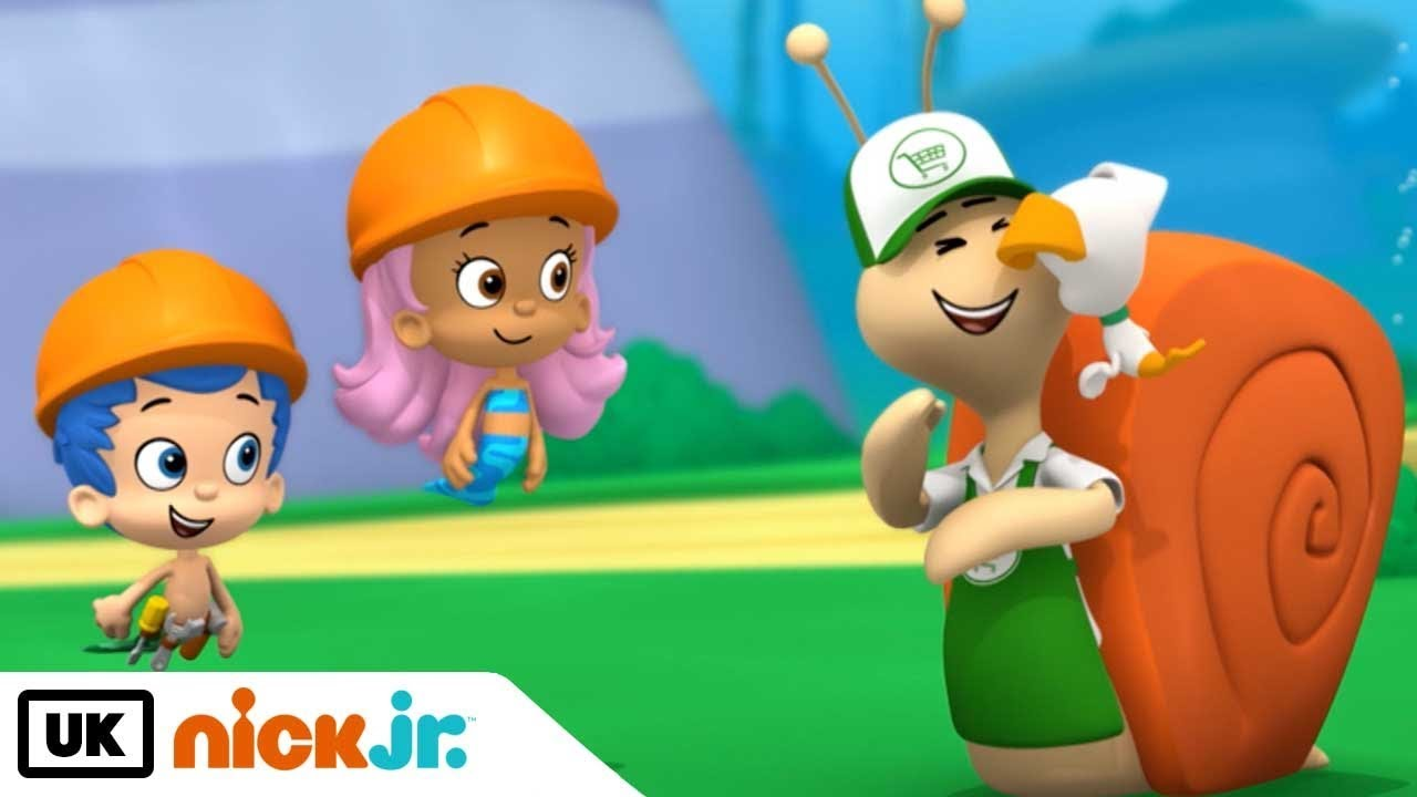 Bubble Guppies | The New Doghouse | Nick Jr  UK