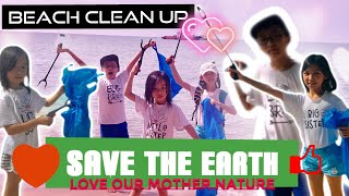 Beach Clean Up   Save The Earth   Protect The Earth