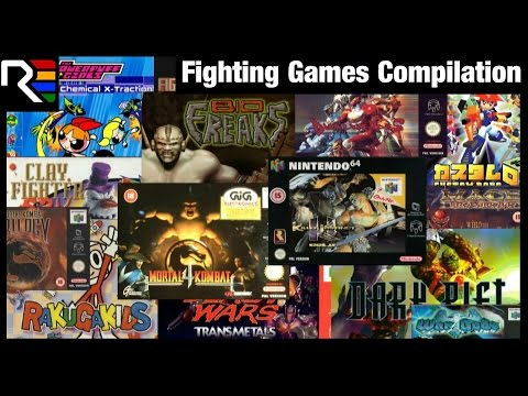 N64 Fighting Games Compilation