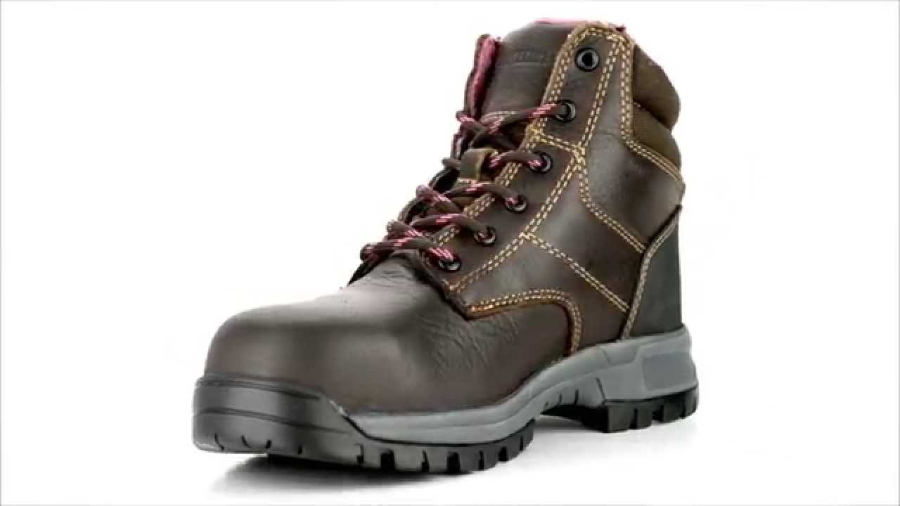 Women's Wolverine W10180 Composite Toe Waterproof Work Boot ...