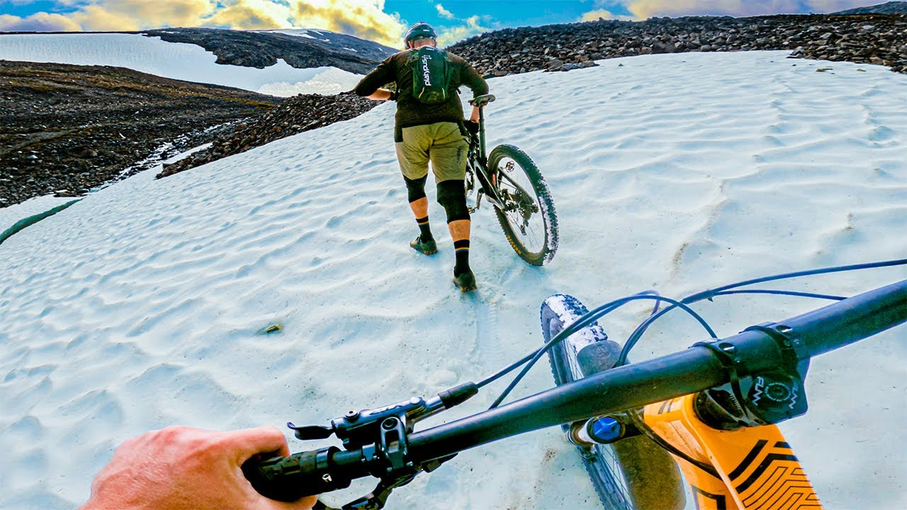 Download Traveling to the Far North to Visit a MTB Paradise