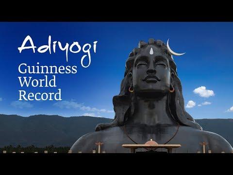 Adiyogi – Guinness World Record