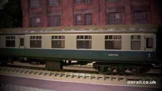 oorail.com | Works Test Train in BR Blue and Grey - OO Gauge Model Railways