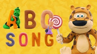 Alphabet and Animals Song | LEARN ABC AND ANIMALS EASILY