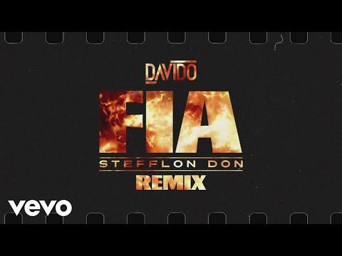 Davido - FIA (Remix) (Audio) ft. Stefflon Don