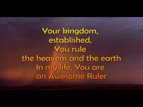 Awesome Wonder by Youthful Praise