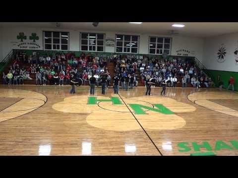 Pattonsburg Drumline 2012