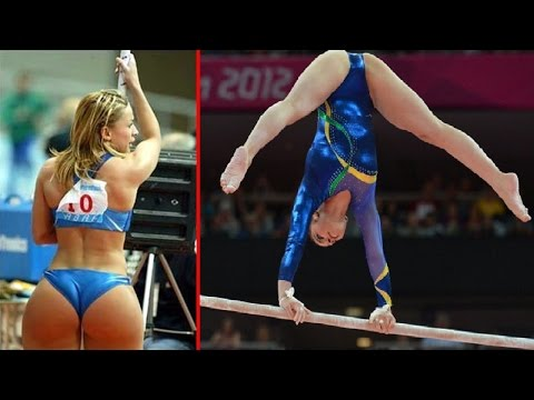 Hottest gymnasts Oops Right Moment Pics Compilation