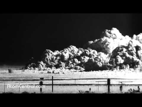 Atomic Journeys - Nevada Test Site compilation