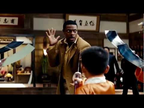 Rush Hour 3: Chris (Carter) & Jackie (Lee) Go to Kung Fu Studio [Fight Scene]