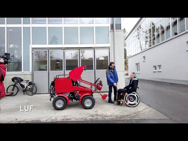 LUF Mobil in Austria & Australia