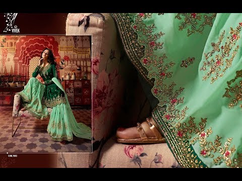 Latest Indian Salwar Suits Dresses Collection 2018 || Vivek Fashion || Ameen-Vol 2