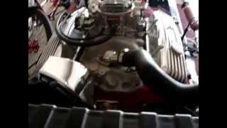 1963 chevy c-10  truck 350 engine