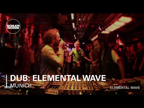 Elemental Wave Boiler Room Munich DJ Set
