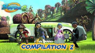 SUPER 4 - Compilation 2