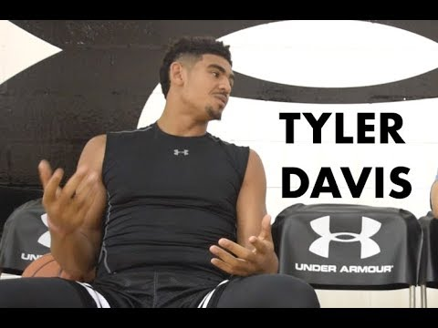 Tyler Davis of Texas A&M Talks Weight Loss, Healthy Diet, Not Using Social Media