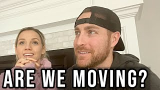 ARE WE MOVING? // PREGNANCY UPDATE // AT HOME VLOG // BEASTON FAMILY VIBES