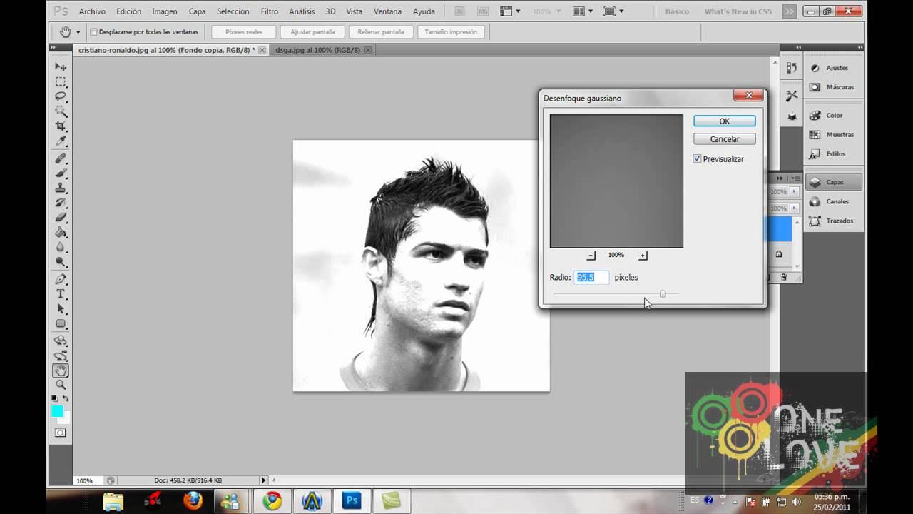 Tutoriales Photoshop: Tutorial Efecto Comic con Photoshop