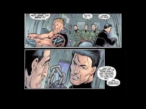 Punisher 005  2001 #comic book