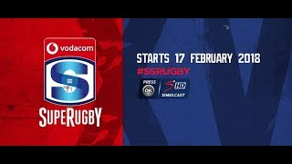 Vodacom Super Rugby 2018