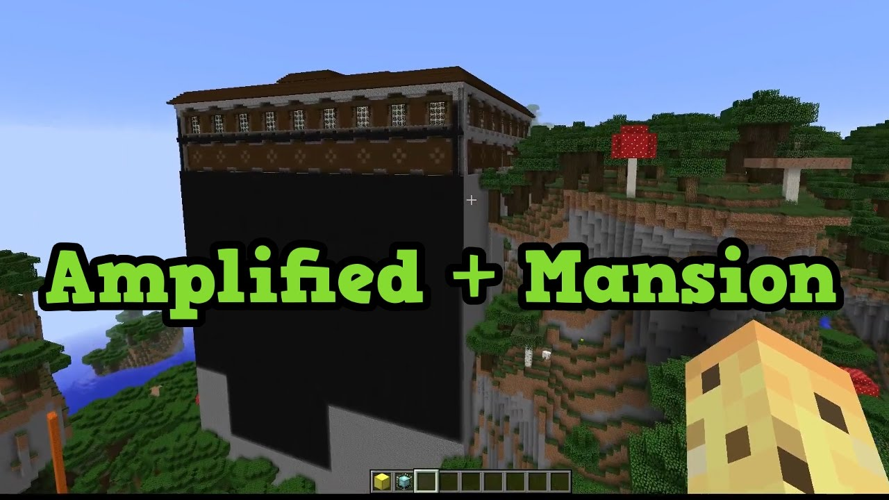 amplified minecraft