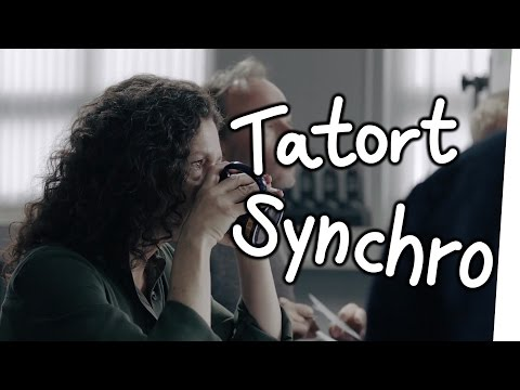 Tatort Synchro - Logo Meeting