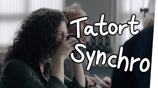 Tatort Synchro – Logo Meeting