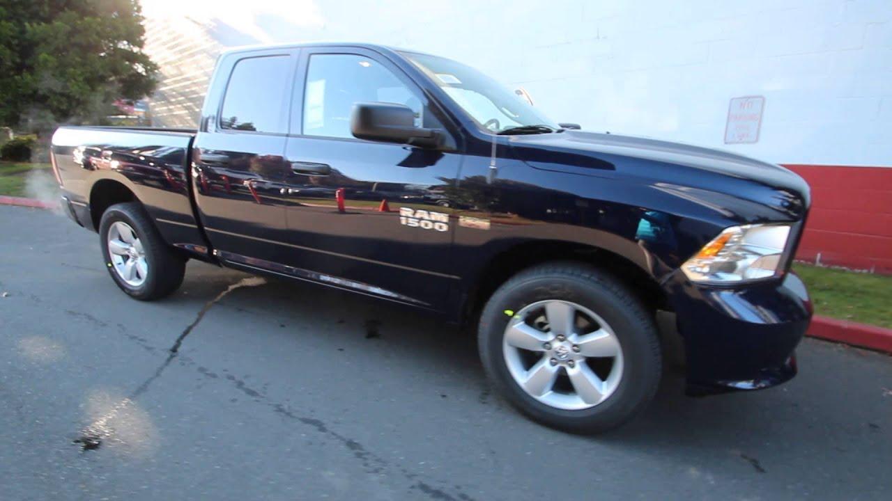 2014 Dodge Ram Tradesman 1500 Blue Streak Pearl