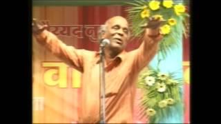Mushaira Rahat Indori  - Khajrana (Indore) Mushaira - Shayari at his best