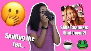 what it's REALLY like being on the SAK's channels (Spilling All The Tea) | KatelynandKylie