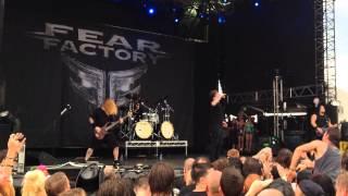 FEAR FACTORY - Replica - SoundWave 2015