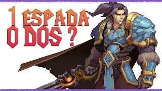 Comparando Ambos Builds con Varian Wrynn! | Heroes of the Storm