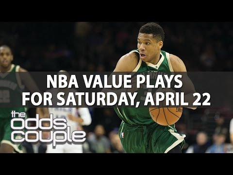 NBA Picks | The Odds Couple | Getting The Most Out Of Saturday's Action
