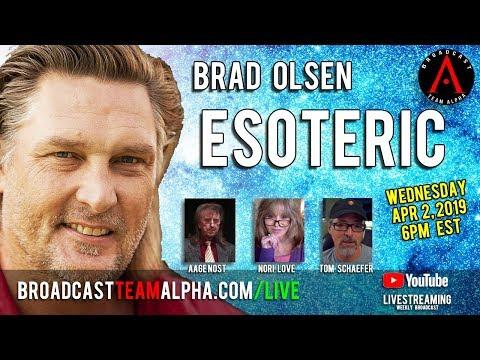 Brad Olsen - Esoteric