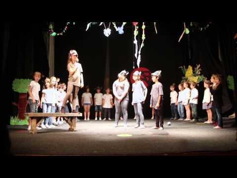Lion King Show - World Academy of Tirana