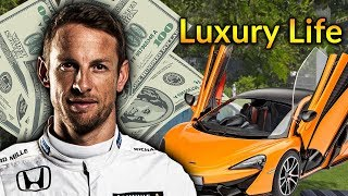 Jenson Button Luxury Lifestyle | Bio, Family, Net worth, Earning, House, Cars